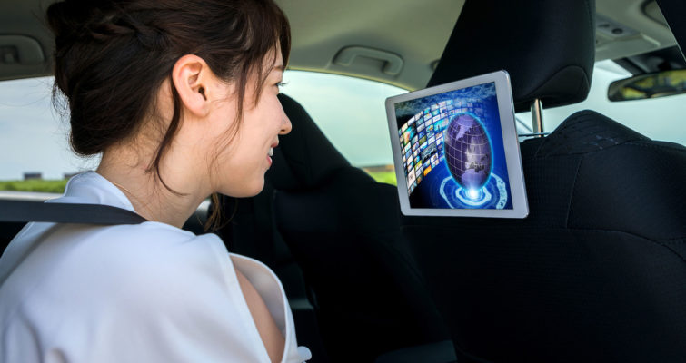 Give Automotive Infotainment Systems an Edge with Video Innovations
