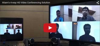 Ittiam's Video Conferencing SDK on TI Netra